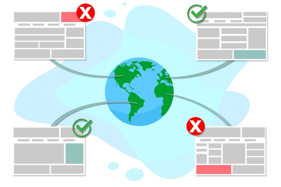Proxy servers help prevent ad fraud